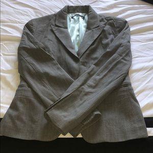 Grey Elie Tahiri Blazer Size 2p